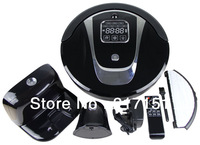 Free to America!! Auto Home robot vacuum cleaner with lower noise and high efficiency