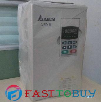 Delta AC Motor Drive Inverter VFD150B43A VFD-B Series 20HP 3 phase 380v 15KW New
