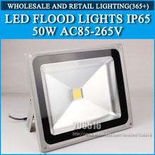 5PCS al por mayor Proyector LED 50W IP65 AC85-265V blanco frío / caliente del envío libre blanco(China (Mainland))