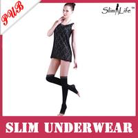 Women Overnight Slimming Socks Leggings Spats Compression Shaping Leg Stocking thigh slimmers SHAPEWEAR 50pairs