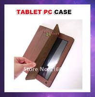 Free shipping Drop shipping 9.7 inch leather case leather protector special for Cube U9GT2 Tablet PC MID PAD
