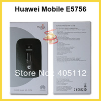 Unlock HUAWEI E5756  Competable E587 Free shipping with valet bag gift