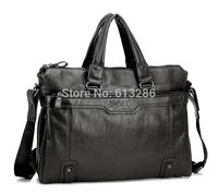 Shoulder Messenger Bag Men PU Leather Handbag Bags For Men Brand Laptop Bags Sport Briefcase Black Brown