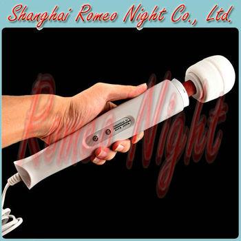 White & Purple & Black, 10 Modes Magic Wand Massager, Ultra Powerful Body Massager, Clitoral Vibrator