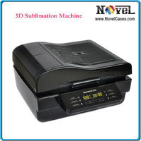 Free Shipping New 3D Vacuum Sublimation Press Machine