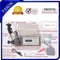Digital Control  3ml-3000ml Water softdrink liquid filling machine