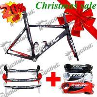 2015 package sale for Time RXRS Ulteam carbon frame,road bicycle racing frameset+handlebar+stem+bottle cage. T1