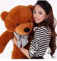 Free shipping The original wholesale supply plush toys big hold bear teddy bear 80cm of cloth dolls wedding.