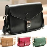VEEVAN Hot Sale Women Vintage College Messenger Bgas Fashion Girl PU Leather Clutch Bags New 2014 Women Handbag Shoulder Bags
