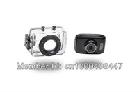 "2.0"" LCD Display Waterproof Sport Action Camcorder Camera, Video & Photo Recording, Vehicle Camera Mode,4x Digital Zoom"