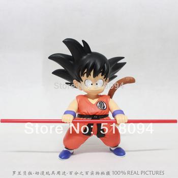 Free Shipping Anime Dragon Ball Sun Goku PVC Action Figure Model Toys 21cm DBFG033