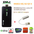 Rikomagic MK802 IIIS Mini Android 4.1 PC Android Set top box RK3066Cortex A9 1GB RAM 4G ROM HDMI TF Card [MK802-IIIS/4G+USB LAN]