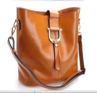 Guaranteed Real Genuine Leather for bags women leather handbag women's bag 2015 new spring tote shoulder handbags bags flower