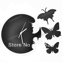 cheap wall clock promotion