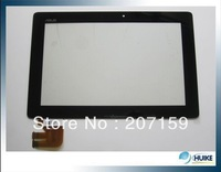 3pcs/lot!!For Original10.1 inch for Asus EeePad   TF300T TF300TG TF300 Touch Screen Digitizer Glass Replacement