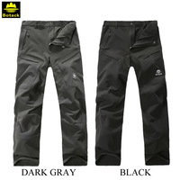 BOTACK BRAND Outdoor quick dry pants climbing hiking men sports pants 4%LYCRA+96%polyester fabric LMT2-6039