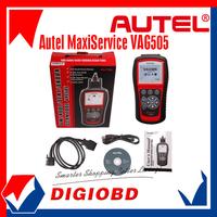 [Authorized Distributor]Wholesale price Auto Code Scanner Autel Maxiservice VAG505 AUTO scan tool