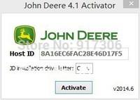 New John D Service Advisor 4.1 New 2014-6v Activator -All functions and models