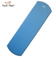 Professional TrackMan superlight TPU outdoor self-inflation anti-skid climbing moistureproof sleeping mat TM2301 Rain Yan