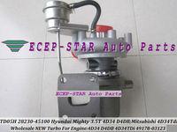 NEW TD05H TD05H-14G 49178-03123 28230-45100 Turbo Turbine Turbocharger For Hyundai Mighty 3.5ton 4D34-D4DB;Mitsubishi 4D34TDi