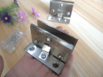 57mm adjustable cabinet hinges,Cabinet glass hinge,glass clamp 2-pack