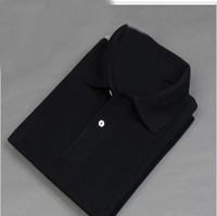 Free shipping pattern short-sleeve T-shirt men's clothing loose turn-down collar T-shirt male short-sleeve