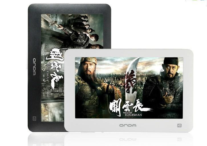 Free shipping Onda Vx530LE 4GB 4.3 inch screen full hd mp4 player drop shipping(China (Mainland))