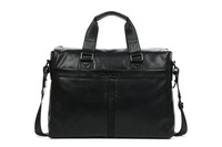fashion Briefcases Man Portfolio Leather bag style Danjue brand D3041-1