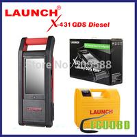 Diesel Version Original launch x431 GDS Universal Auto Diagnotic Tool Multi-Function + Warranty  + Onlie Free Updating