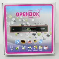 2013 Original Openbox X5 HD full 1080p Satellite Receiver support Youtube Gmail Google Maps Weather CCcam Newcamd freeshipping