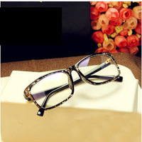 Fashion radiation-resistant glasses brand anti-fatigue computer goggles big box male Women y278