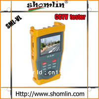 Sml-vl video monitor tester, video signal strength tester & network cable telephone line bnc cable tester Support Drop Shipping