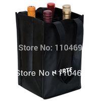 Wine bag non woven, non woven wine bag, non woven shopping bag+ Low price+escrow accept