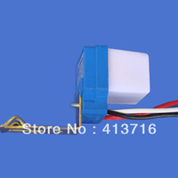 AS-2206 Automatic photoelectric light control switch 6A AC 220V