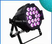 2014 New 18*15W LED RGBAW  Tinit - 5 Color  Par Can Light- RGBAW led par light, 18*15W RGBAW LED Par Light 110-240V Freeshipping