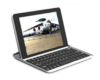 3in1 Wireless Bluetooth Keyboard Case+Screen Protector+Stylus for Google Nexus 7 1st Gen