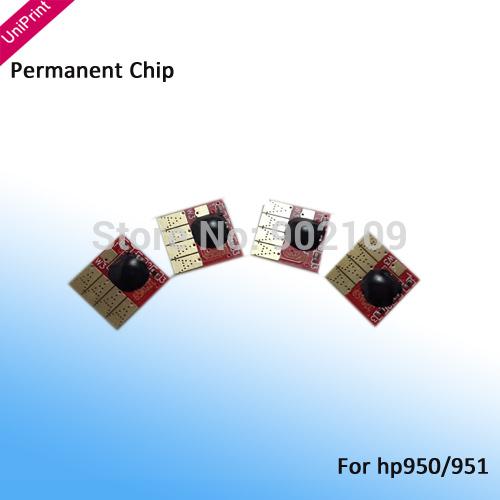 neue chip für permanente hp950 hp951 kompatibel für hp8100 hp8600 Pro 8100 8600 versandkostenfrei