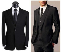 Free Shipping 2013 New Fashion Men Style Brand Business Suits Slim Fit Suits For Men Formal Dress Suits Prom Suits