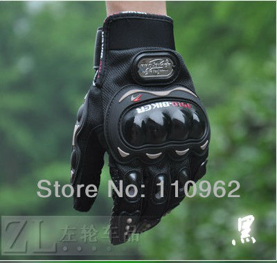 guantes luvas PRO biker gloves moto motorcross full finger man women motorcycle GLOVE bicycle cycling waterproof glove(China (Mainland))