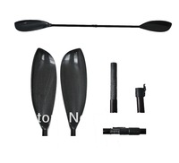 Full carbon Wing kayak paddle