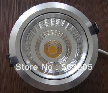 Fast shipping  high lumen 30w XG-DL-30W-J180  cob downlight led work light
