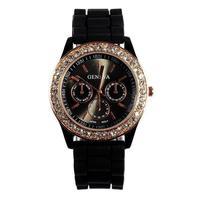 Hot! 2014 new women's luxury fashion brand Geneva diamond quartz watch, Crystal ladies dress watch G-555 gift Relogio feminino