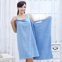 1pcs/lot High Quality Women's Lady's Thicker Coral Fleece Towel Robe, Women Bathrobe Bath Gown Skirt Sleepwear MFB-002