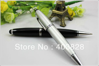Promotional: 16GB Touch Pen Drive Waterproof, USB Flash Drive Ball Pen with Touch Screen Stylus 16GB, 16GB Touch Silver USB