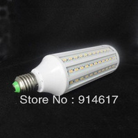 AC 220V super bright SMD 5630 LED Corn Light E27 35W 4000LM 132 LED Warm White Cool White led Bulb Lamp
