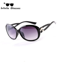 2014 new fashion vintage sunglasses Big round frame sun glasses Brand designer Retro glass 9 colors oculos de sol #19