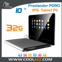 Freelander PD90 10.1 Inch IPS Screen Tablet PC Android 4.1 RK3066 Bluetooth Dual Cameras 32G