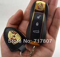 Bluetooth 2.0 Unlock Dual SIM Quad Band Cell phone Mini Mobile racing car key mini phone