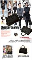 Free Shipping HOT Sale Fashion Branded Designer Winter Handbags Woman Messenger Shoulder Tots Bags Leather Handbags 2013