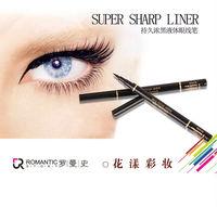 Free Shipping High Quality Waterproof Eyeliner Pencil& Black Eyeliner Pencil,Cosmetic bland liquid eyeliner waterproff 3pcs/lot